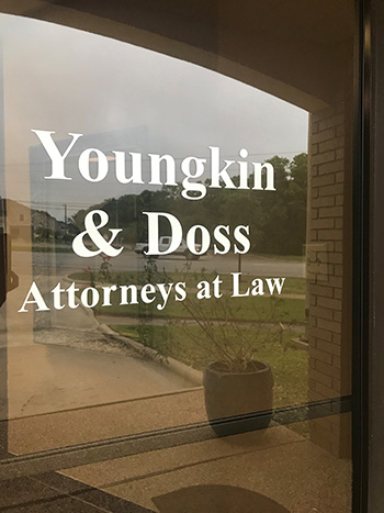 Youngkin & Doss, Attorney - Bryan, Texas